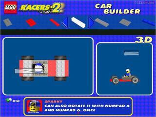 LEGO Racers 2 - screen - 2001-08-27 - 6403