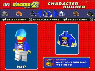 LEGO Racers 2 - screen - 2001-08-27 - 6404