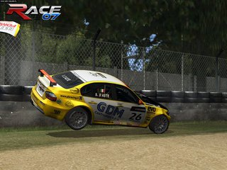 RACE '07: The WTCC Game - screen - 2007-09-04 - 88562