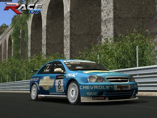 RACE '07: The WTCC Game - screen - 2007-09-04 - 88566