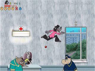 Wilk i Zając: Nu Pogodi - screen - 2003-12-30 - 21998
