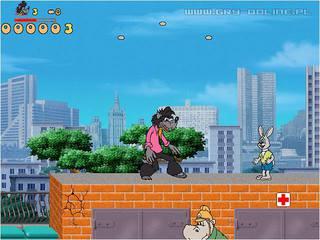 Wilk i Zając: Nu Pogodi - screen - 2003-12-30 - 22000