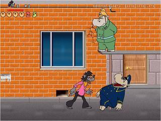 Wilk i Zając: Nu Pogodi - screen - 2003-12-30 - 22001