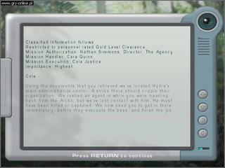 Conspiracy: Weapons of Mass Destruction - screen - 2005-04-11 - 44094