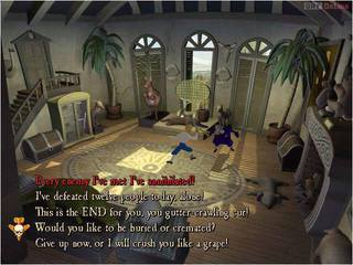 Escape From Monkey Island Online