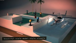 Hitman GO: Definitive Edition - screen - 2015-01-08 - 293385