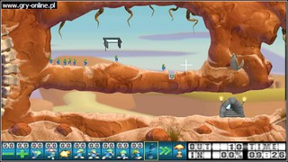 Lemmings - screen - 2004-11-03 - 56587