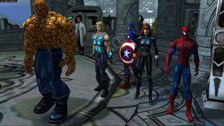 Marvel: Ultimate Alliance - screen - 2006-09-04 - 72276