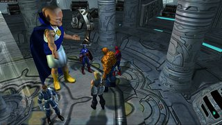 Marvel: Ultimate Alliance - screen - 2006-09-04 - 72277