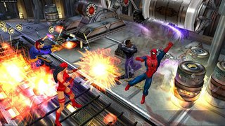 Marvel: Ultimate Alliance - screen - 2006-09-04 - 72280