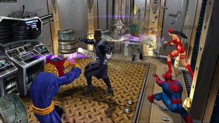 Marvel: Ultimate Alliance - screen - 2006-09-04 - 72281