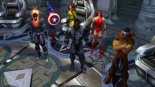 Marvel: Ultimate Alliance - screen - 2006-09-04 - 72282