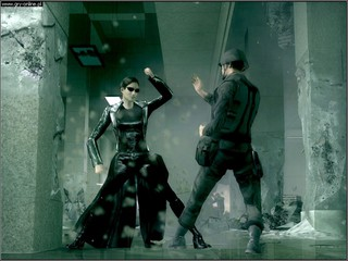 The Matrix: Path of Neo - screen - 2005-11-03 - 56683