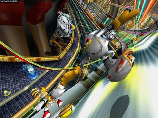 Sonic Riders: Zero Gravity - screen - 2008-11-27 - 125182