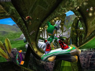 Sonic Riders: Zero Gravity - screen - 2008-11-27 - 125183