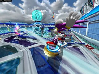Sonic Riders: Zero Gravity - screen - 2008-11-27 - 125188