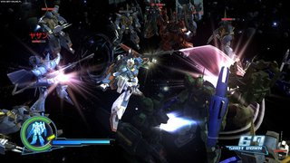 Dynasty Warriors: Gundam - screen - 2008-12-01 - 125667