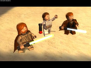 LEGO Star Wars: The Complete Saga - screen - 2007-08-27 - 88036
