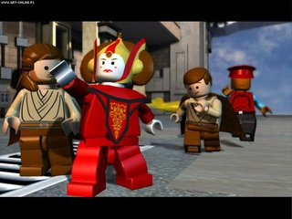 LEGO Star Wars: The Complete Saga - screen - 2007-08-27 - 88037