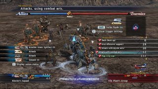 The Last Remnant - screen - 2009-03-09 - 138151