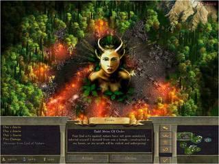 Age of Wonders II: Tron Czarnoksiężnika - screen - 2001-05-18 - 4242