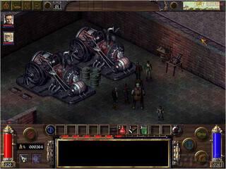 Arcanum: Przypowieść o Maszynach i Magyi - screen - 2001-05-30 - 4969