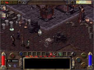 Arcanum: Przypowieść o Maszynach i Magyi - screen - 2001-05-30 - 4970