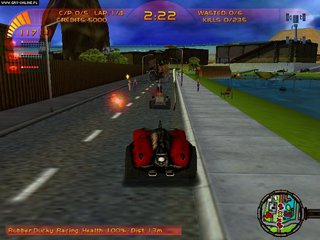 Carmageddon TDR 2000 - screen - 2010-05-06 - 184863