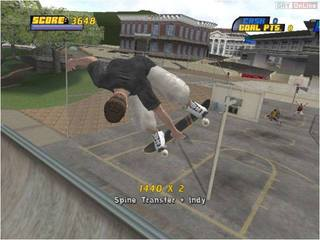 Tony Hawk's Pro Skater 4 - screen - 2003-04-08 - 14954