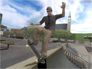 Tony Hawk's Pro Skater 4 - screen - 2003-04-08 - 14955