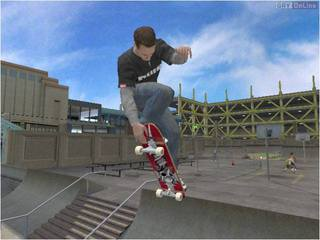 Tony Hawk's Pro Skater 4 - screen - 2003-04-08 - 14957