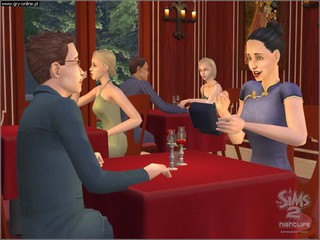 The Sims 2: Nocne Życie - screen - 2005-09-12 - 53604