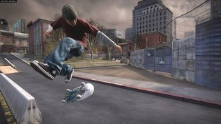 Tony Hawk's Proving Ground - screen - 2007-06-21 - 84401
