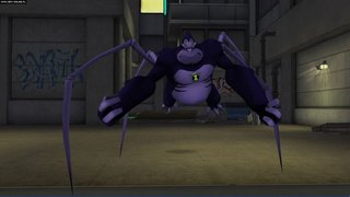 Ben 10 Ultimate Alien: Cosmic Destruction id = 196190