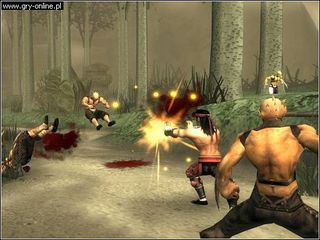 Mortal Kombat: Shaolin Monks - screen - 2004-02-26 - 42219