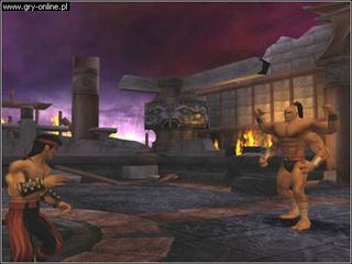 Mortal Kombat: Shaolin Monks - screen - 2004-02-26 - 42222