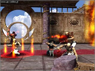 Mortal Kombat: Shaolin Monks - screen - 2004-02-26 - 42224