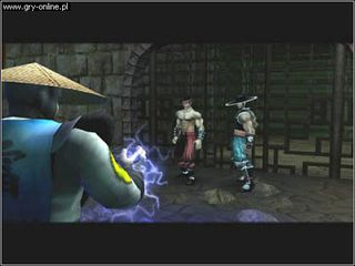 Mortal Kombat: Shaolin Monks - screen - 2004-02-26 - 42226