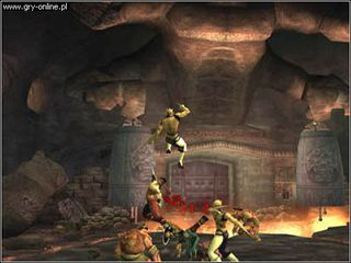 Mortal Kombat: Shaolin Monks - screen - 2004-02-26 - 42227