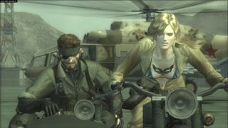 Metal Gear Solid HD Collection - screen - 2011-11-23 - 225505