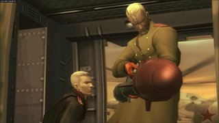 Metal Gear Solid HD Collection - screen - 2011-11-23 - 225506