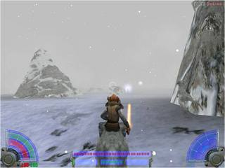 Star Wars Jedi Knight: Jedi Academy - screen - 2003-07-10 - 16800