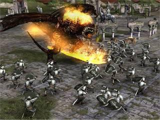 Władca Pierścieni: Bitwa o Śródziemie - screen - 2004-07-19 - 28326
