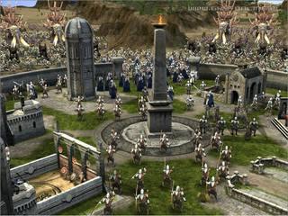 Władca Pierścieni: Bitwa o Śródziemie - screen - 2004-07-19 - 28330