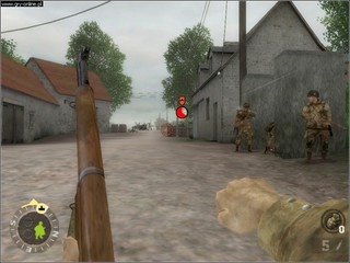 Patch de Brothers in Arms : Road to Hill