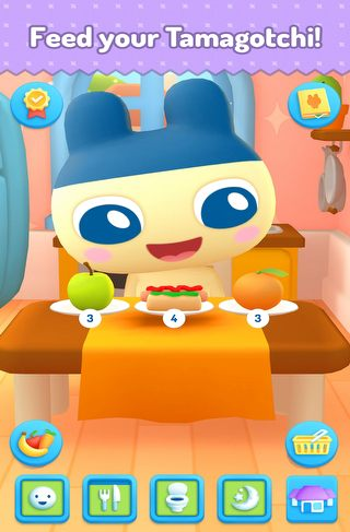 My Tamagotchi Forever - screen - 2017-11-27 - 360119
