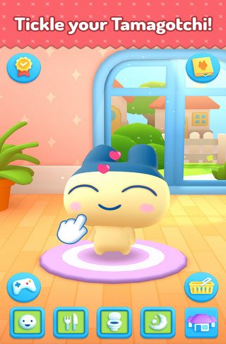 My Tamagotchi Forever - screen - 2017-11-27 - 360121