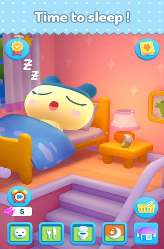 My Tamagotchi Forever - screen - 2017-11-27 - 360122