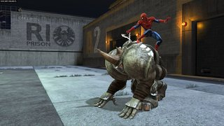 Spider-Man: Web of Shadows - screen - 2008-10-13 - 119435