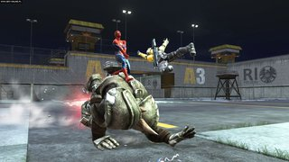 Spider-Man: Web of Shadows - screen - 2008-10-13 - 119444